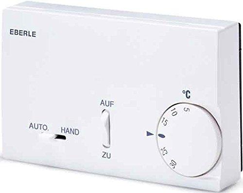 Commandes-thermostat eberle kLR e 7037 f.klimatisierung 4017254108976 thermostat