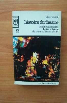 Histoire du Theatre par V Pandolfi