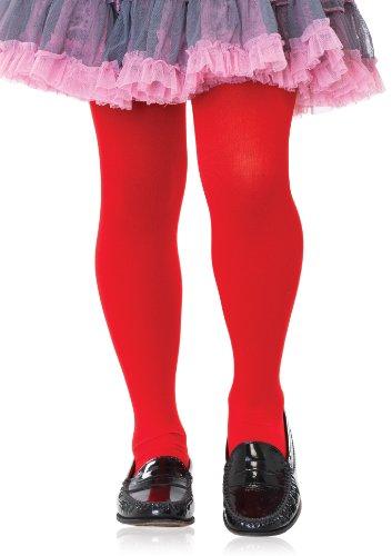 Leg Avenue 5004  - Baby Doll Pumps Im Mary-Jane-Style, mit Riemchen, Größe: 7, rot (Für Doll-schuhe Erwachsene Baby)