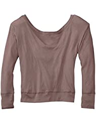 BELLA - t-shirt manches longues col bateau 137-06 - FEMME - SHOULDER T-SHIRT 8850