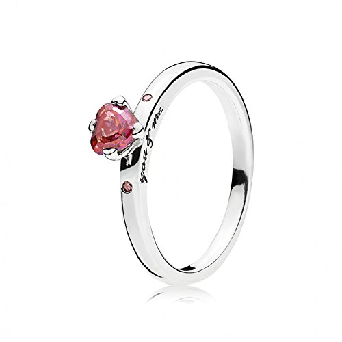 Pandora anello donna argento - 196574czrmx-52