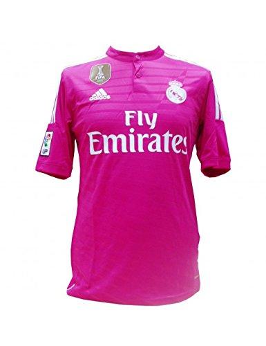 adidas WC Real A JSY – Camiseta para hombre, color rosa