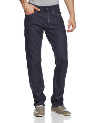 Mavi Herren Jeans Normaler Bund MARCUS; rinse bilbao; 0035115075 Blau (15075; MARCUS; rinse bilbao)