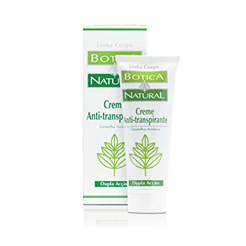 Botica Natural Anti-perspirant Cream 75ml