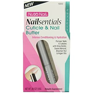 Nailsentials, Cuticle Nagelbutter, 1,86 g – Nutra Nail