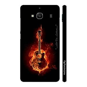 Enthopia Designer Hardshell Case Fire to the Soul Back Cover for Xiaomi Redmi 2S
