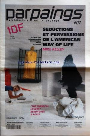 parpaings-du-01-11-1999-seductions-et-perversions-de-lamerican-way-of-life-mike-kelley-the-chemical-