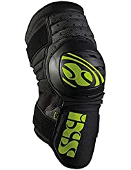 IXS Knee Guard Dagger - Rodilleras de paintball, color Verde, talla M