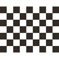 Flagge der rennen von anfang und ende - Messungen 150 x 90 cm. - 100% Polyester