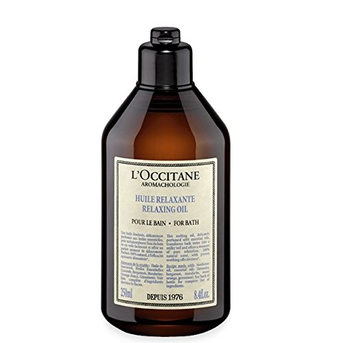Loccitane Aromachologie Relaxing Oil For Bath 250ml