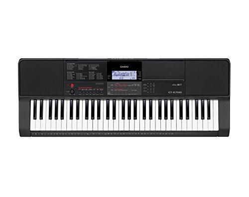 Casio CT-X700 Keyboard mit Anschlagdynamik