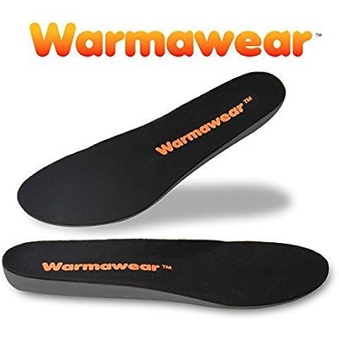 Plantillas Impermeables Calefactables con Batería Recargable sin Cables Warmawear™