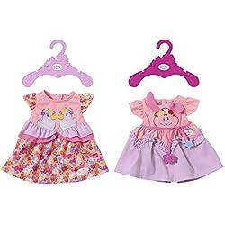 Baby Born - 822111 - Vestido para muñecas rosa
