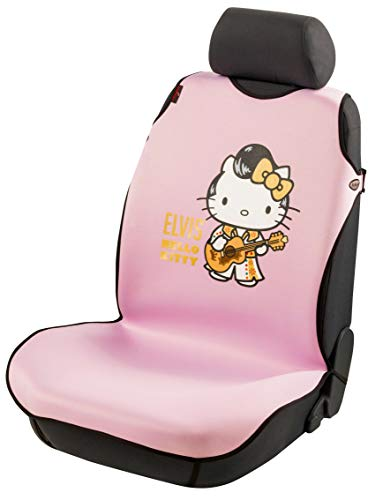 Walser 25057 Coprisedile auto Elvis Hello Kitty Tuning Star, ros