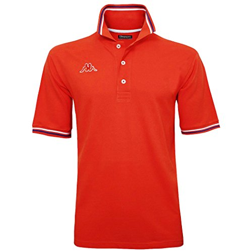 Polo Shirts - Polo Maltax 5 Mss - Red-White-Royal - L