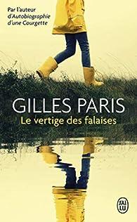 Le vertige des falaises par Gilles Paris