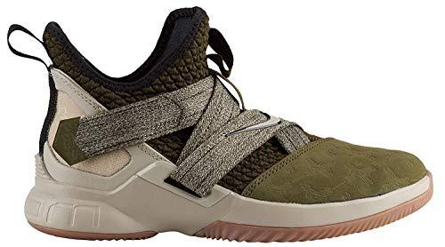 Nike Lebron Soldier XII (gs) Big Kids Aa1352-300 Size 6