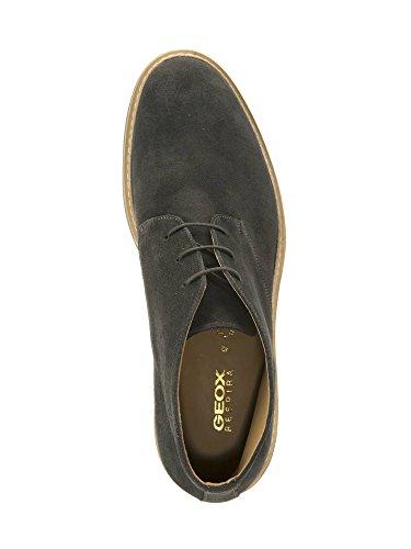 Geox Herren U Damocle B Desert Boots Braun (Mud)