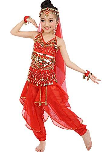 astage-bauchtanz-sets-kostume-alle-zubehor-rotepassend-fur-4-7-jahre