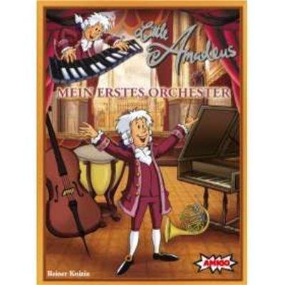Clementoni Little Amadeus Mi Primer Orquesta