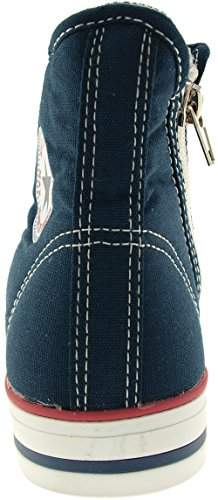 Maxstar  C1-7H, Chaussons montants femme - C1-Navy