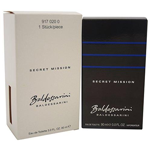 Baldessarini Secret Mission homme/men, Eau de Toilette Vaporisateur, 1er Pack (1 x 90 ml)