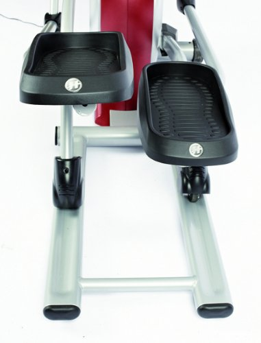 Horizon Fitness Elliptical Ergometer -Diamante Rojo E5- - 2