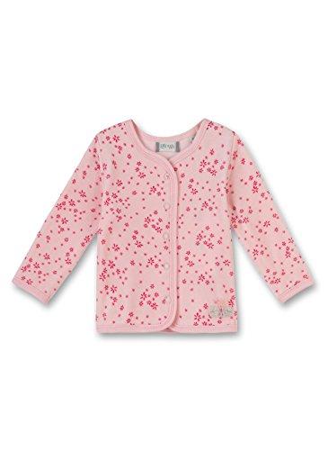 Sanetta Baby-Mädchen Nickijacke 113833-3948 bleached rose Gr.68