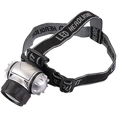 Silverline 868718 Lampada frontale a LED