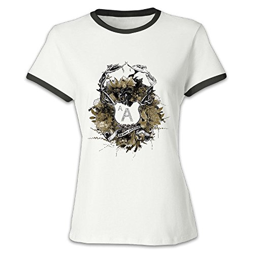 alonk-t-shirt-donna-black-medium