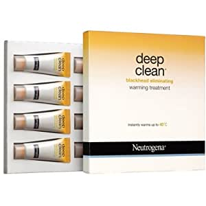 Neutrogena Deep Clean Blackhead Eliminiting Warming Treatment, 40ml