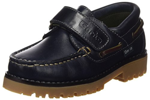 Gorila 25351, Zapatillas Unisex niños, Azul, 27 EU