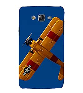 printtech Superfast Sky Airplane Propeller Back Case Cover for Samsung Galaxy A3 / Samsung Galaxy A3 A300F
