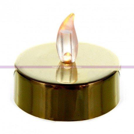 wenzel-kerzen-candeline-scaldavivande-a-led-grande-colore-oro-metallizzato-luce-tremolante-diametro-