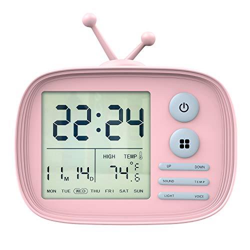 MoKo Despertador Digital