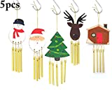 Christmas Wind Chimes Review and Comparison