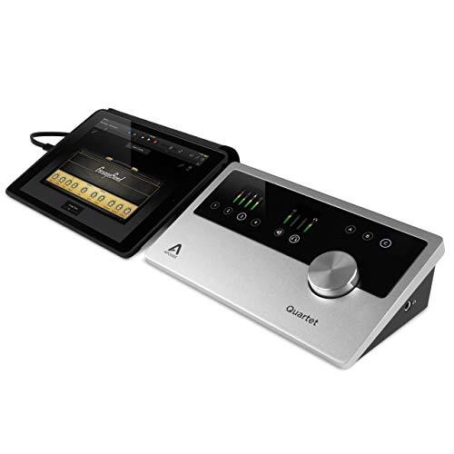 Apogee QUARTET USB 2.0 Audio-Interface (24-Bit/192 kHz, 4 symmetrische analoge Eingänge) - 4