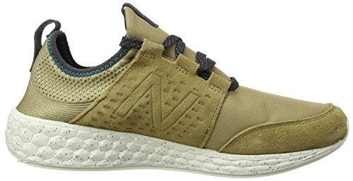 New Balance Herren Fresh Foam Cruz Hallenschuhe Braun (Brown/Green)