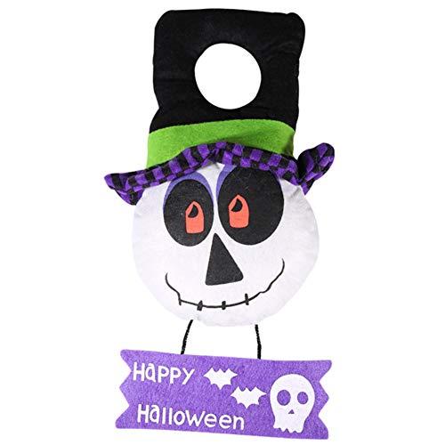 Halloween Dekoration Puppe Plüsch Spielzeug Anhänger Kürbis Festival -