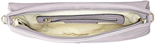 Bulaggi Damen Horsley Clutch, 02x17x31 cm Violett (Lila)