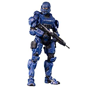 Halo 4 Series 1 Extended Edition Spartan Action Figure (Blue)