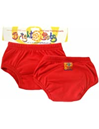 Bright Bots Potty Lot de 2 (, rouge, Taille XL, 30–36 mois)