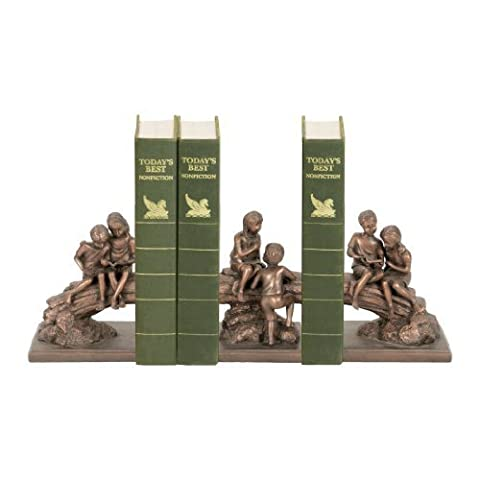 Sterling - 91-4072 - Set/3 Secret Tree Bookends by Sterling Industries