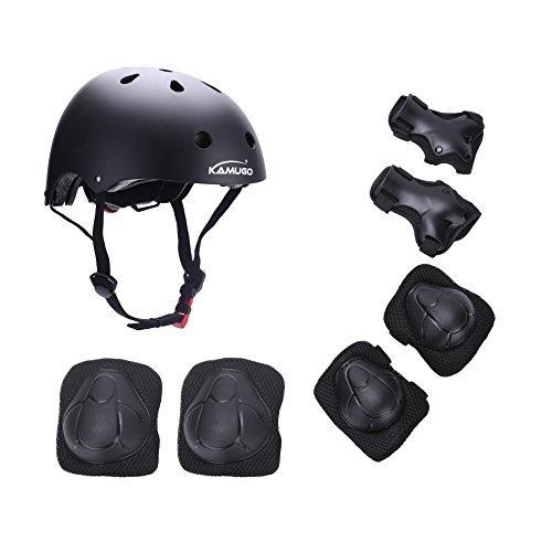 Kamugo equipo de protección ajustable para deportes para...