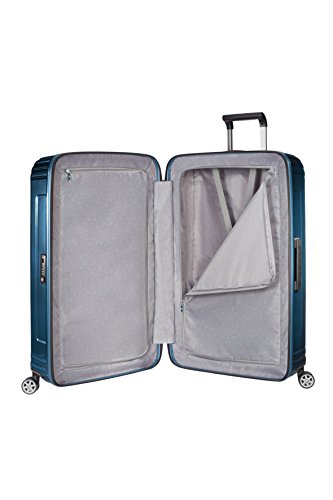 Samsonite Neopulse Spinner, M (69cm-74L), METALLIC BLUE - 3
