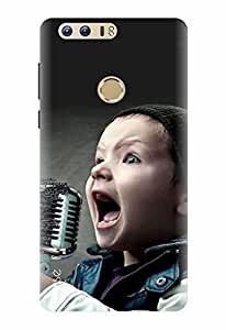 Noise Designer Printed Case / Cover for Huawei Honor 8 / Patterns & Ethnic / Talent Children