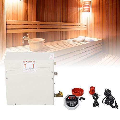 Pangding Saunaofen Heizung 4.5KW 220V LED Edelstahl Heizung Sauna Dampfmaschine Herd Wärmer für SPA Home Bath Hotel Dusche