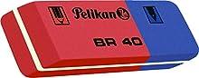 Pelikan 220275 - Gomma da cancellare, blu/bianco