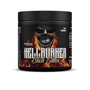 PEAK International Hellburner Black-Edition – 120 Kapseln à 950mg