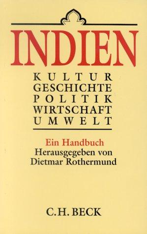 Buchseite und Rezensionen zu 'Indien' von Dietmar Rothermund